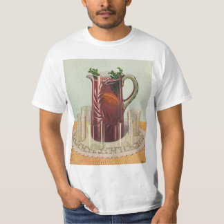 Vintage Drinks and Beverages, Pitcher of Iced Tea Shirt