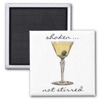 Vintage Drinks Beverages, Martini Olive Cocktail Magnet
