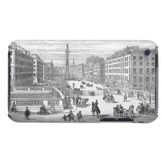 Vintage Dublín Irlanda iPod 4G de la calle de O Co iPod Case-Mate Coberturas