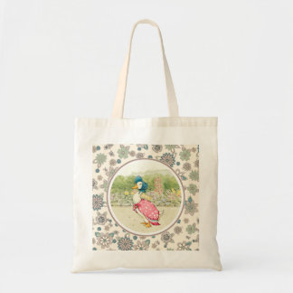 Vintage Duck Easter Gift Bags