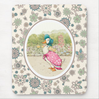 Vintage Duck Easter Gift Mousepads
