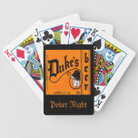 Vintage Duke's Beer Playing Cards Bicycle Playing Cards