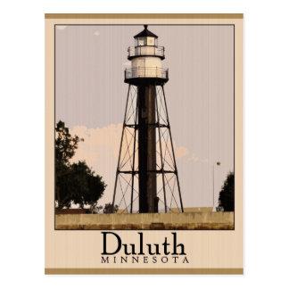 Vintage Duluth Minnesota Postcard
