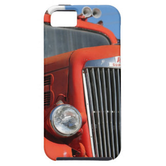 Vintage Dump Truck iPhone Hard Case iPhone 5 Covers