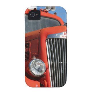 Vintage Dump Truck iPhone Hard Case Case-Mate iPhone 4 Cases