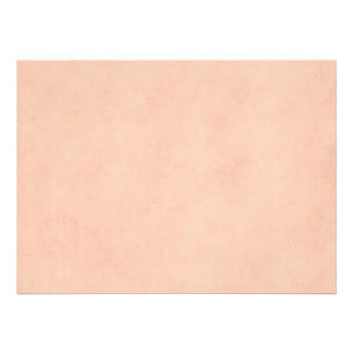 Vintage Dusty Peach Parchment Template Blank Personalized Invitation
