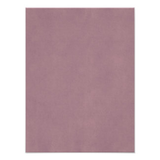 Vintage Dusty Rose Parchment Template Blank Poster