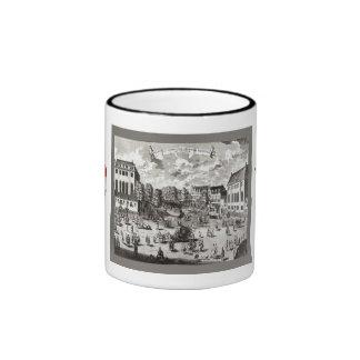 VIntage Dutch    Amsterdam, Portuguese Synagogue Coffee Mug