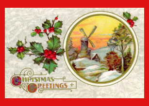 Dutch christmas cards greeting photo cards zazzle vintage dutch christmas greetings card m4hsunfo