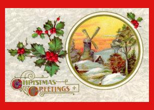 Dutch christmas cards zazzle vintage dutch christmas greetings card m4hsunfo