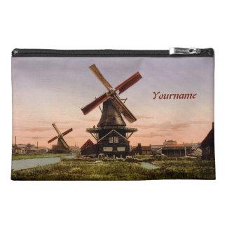 Vintage Dutch Windmills custom accessory bags