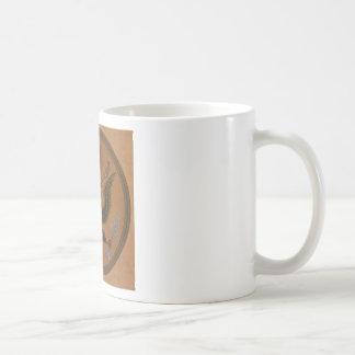 Vintage E Pluribus Unum Seal Coffee Mug