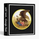 Vintage Eagle calvo americano w/Shield