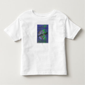 Vintage Earth Day Toddler T-shirt