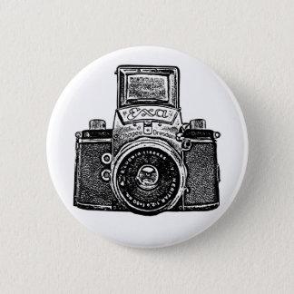 Vintage East German Camera Button