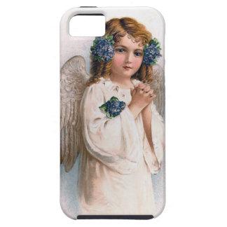 Vintage Easter Angel iPhone SE/5/5s Case