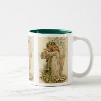 Vintage Easter Angel Mug