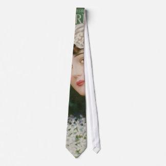 Vintage Easter Bride Tie