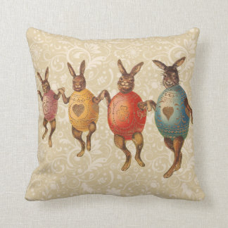 Easter pillows decorative throw pillows zazzle for Housse a costume