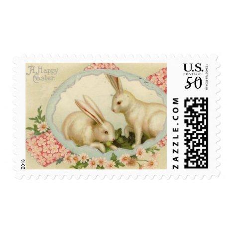 Vintage Easter Bunnies Postage