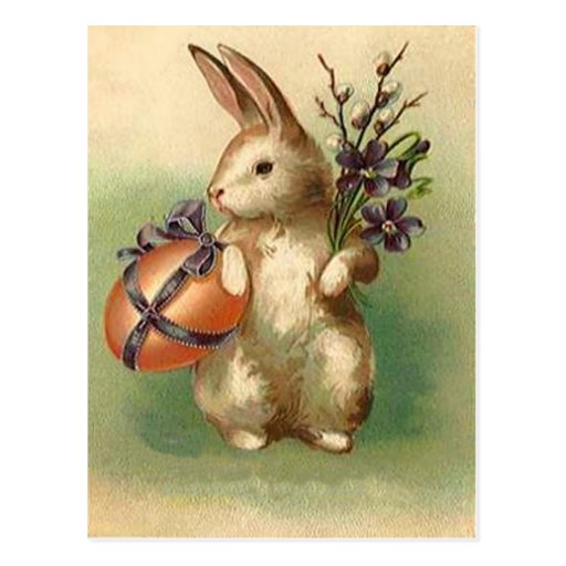 vintage easter bunny - photo #3