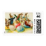 Vintage Easter BUnny Stamp