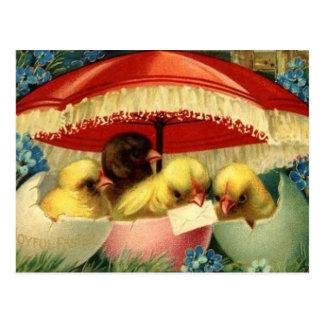 Vintage Easter Card (1) Postcard