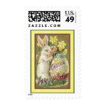 Vintage Easter Card (23) Postage