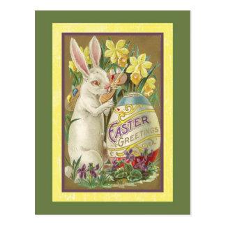 Vintage Easter Card (23) Postcard