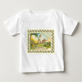 Vintage Easter design from 1930s Baby T-Shirt