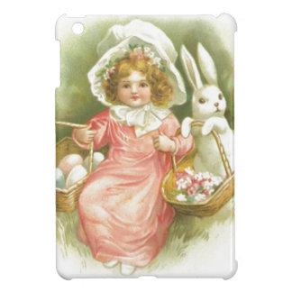 Vintage Easter Egg Gathering iPad Mini Case