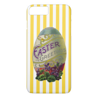 Vintage Easter Egg iPhone 7 Plus Case