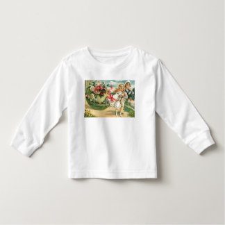 Vintage Easter Greetings Toddler T-shirt