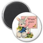 Vintage Easter Image 2 Inch Round Magnet