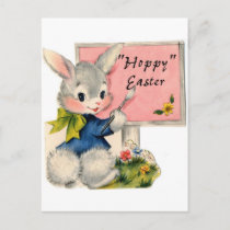 Vintage Easter Image Holiday Postcard