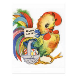 Vintage Easter Image Postcard