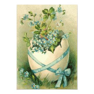 Vintage Easter Invitations