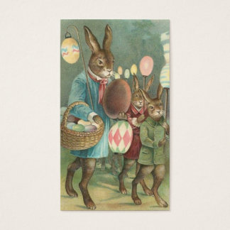 Vintage Easter Mini Doodle Greeting cards