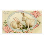 Vintage Easter Mini Doodle Greeting cards Business Cards