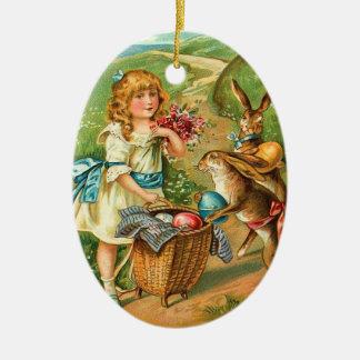 Vintage Easter Ornament