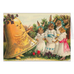 Vintage Easter Ostern Greeting Cards