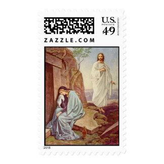 Vintage : easter - postage stamp