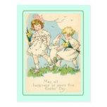 Vintage Easter Postcards