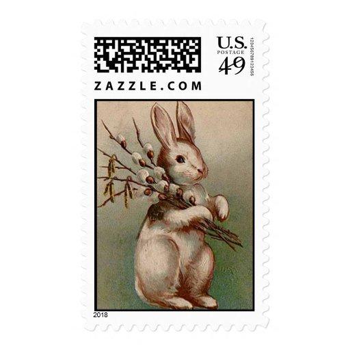 Vintage : easter - stamp