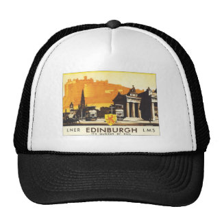 Vintage Edinburgh LNER Hat