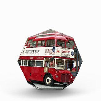 Vintage Edinburgh Tour Bus, Scotland, UK Awards