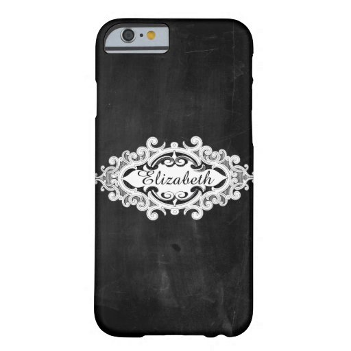 Vintage Edwardian Barely There iPhone 6 Case