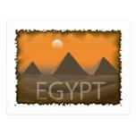Vintage Egipto Postal