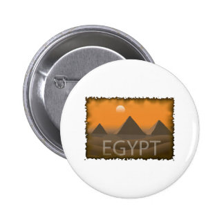 Vintage Egypt Pinback Button