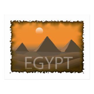 Vintage Egypt Post Card